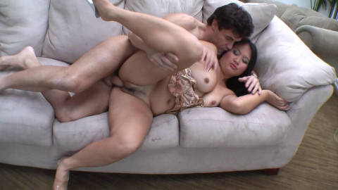 Asian MILF fucked hard and rough