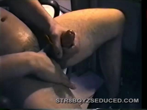 Straight Boy Zack Jacking