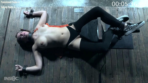 Super tying, domination and torment for excited beauty part1 HD 1080p