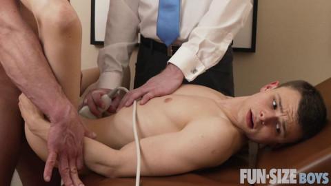 FunSizeBoys - Anal Sex Ultrasound