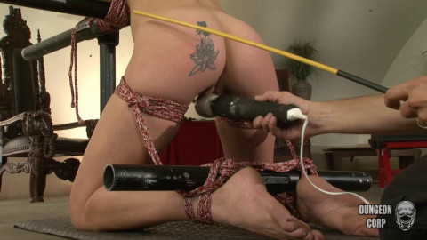Sadie Dawson in the scene On Her Knees