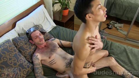 Tristan Mathews fucks David Aces asshole (1080p)