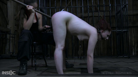 IR - Claire Adams - In The Hole Part 2