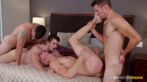 Soaking Wet (Princeton Price, Mathias, Johnny B, Jet Davis) 1080p