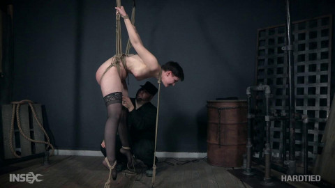 Hardtied - Down the Rabbit Hole with Kitty Dorian (720p)