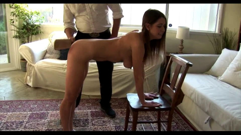 Tight restraint bondage, spanking and domination for sexy hotty