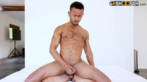 Apollo Parker Gets Filled Up And Pounded By Thomas Rosewood