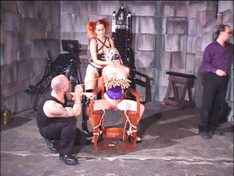 B&D Pleasures - Summers Severe Tit Torment