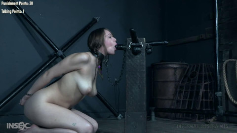 Super tying, domination and suffering for lewd gal part2 Full HD 1080p