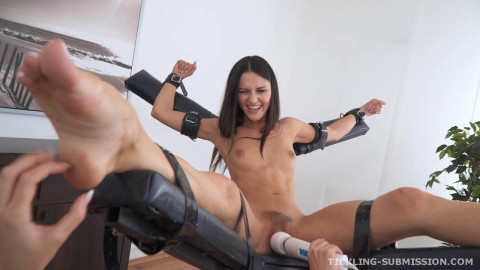 Punished And Tickled To Orgasm