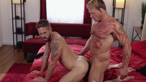 IconMale - Tristan Brazer and Wesley Woods