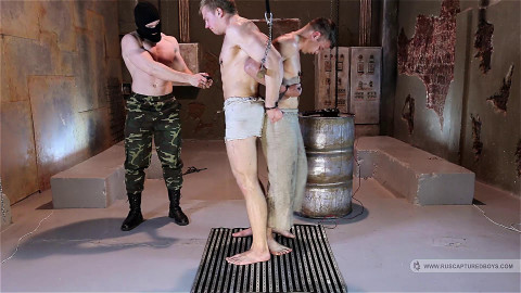 RusCapturedBoys - Slaves Competition II - Part IV