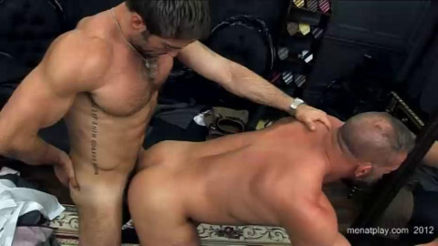Jake Genesis fucks Samuel Colts asshole (520p)