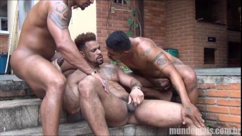 MundoMais - Iago Ferraz, Fernando Mexicano and Douglas Ferraz