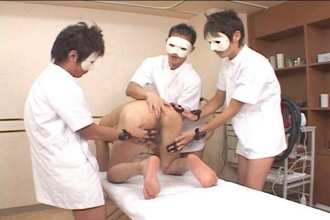 Mens Beauty Salon Clinic part 1