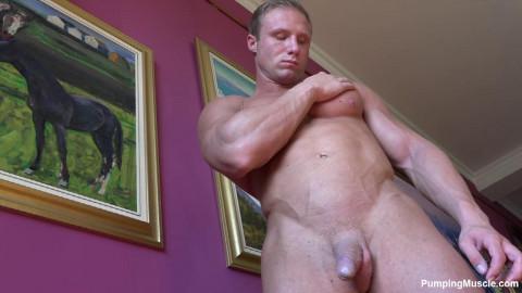 Pumping Muscle - Brock O - Scene 1 - HD 720p