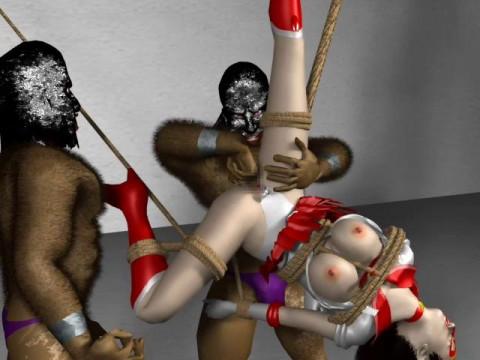 Sailor Mask Tight Binding Of Disgrace