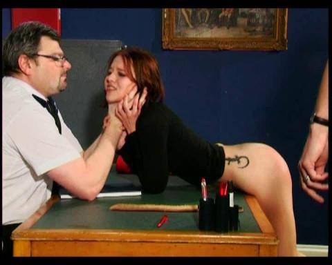 Bad Girls Get Spanked video 7