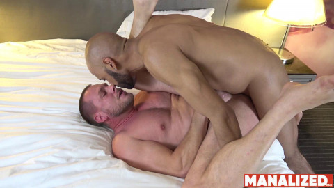 Manalized - Banging Berlin - Hans Berlin And Saul Leinad