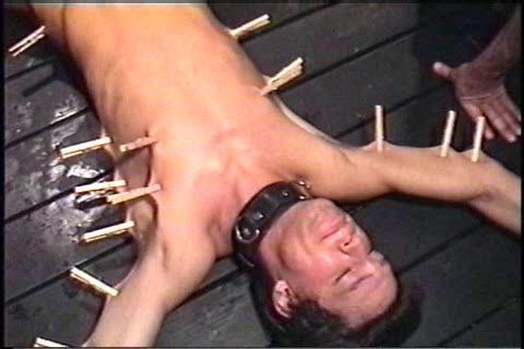 Master Jasons price includes heavy bondage, ball torture
