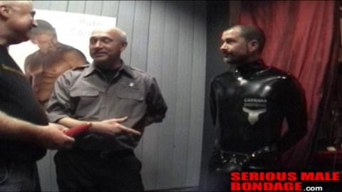 Ultra hard homo bdsm - Carrara Chastity Interview