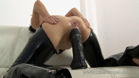 Unique collection 20 Best Clips Latexangel. Part 1.
