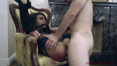 Lana Roy Anal Slavery Video