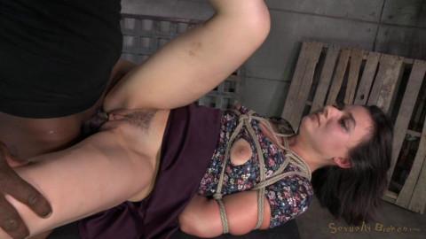 Gagging Deepthroat On BBC (3 Oct 2014) Sexually Broken