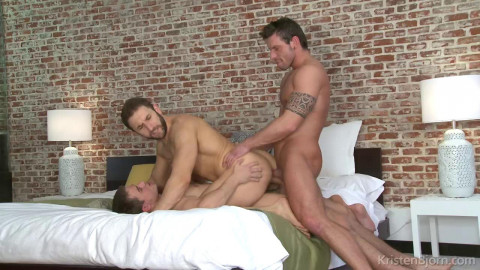 Men In The City - Double Match Jan Faust, Jalil Jafar, Rado Zuska