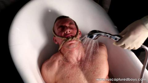 RusCapturedBoys - Submissive slave Yaroslav - Final Part