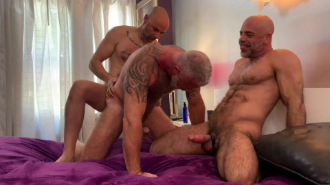 Part 1 - Adam Russo, Lance Charger & Alexandre Mount