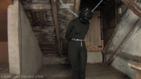 Metal Self Bondage