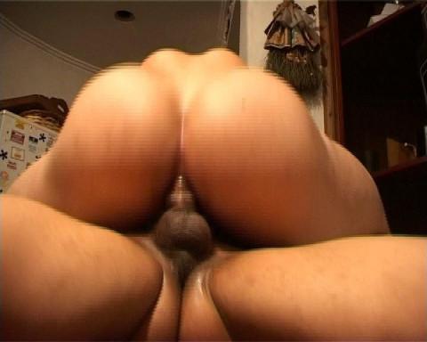 Dickgirl does a jock