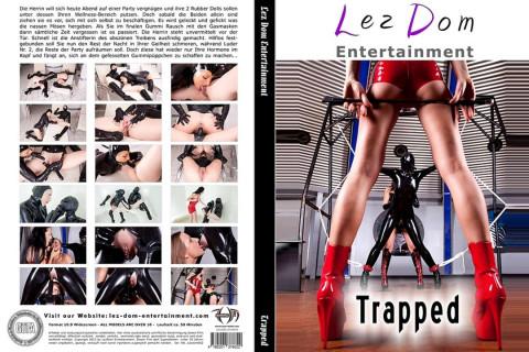 LezDom Entertainment - Trapped (2018)