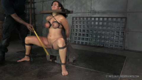 Infernalrestraints - Nov 07, 2014	- Brat Training - It's Not - About You - Penny Barber