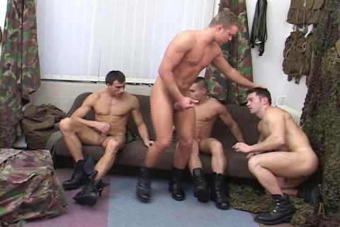 European Sex With Teen Soldiers
