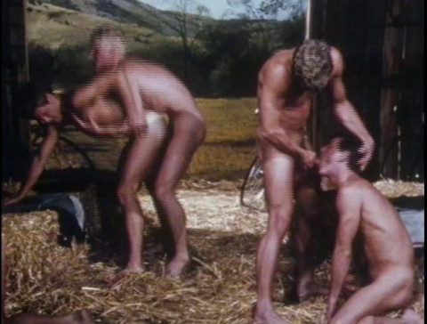 Raw orgy with bicycle team