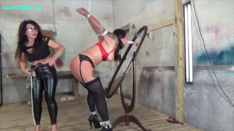 Bound & Fucked Into Submission