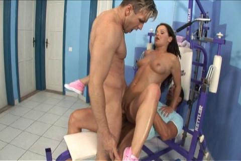 Dick training for Jeny