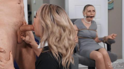 Cucklish - TS Emma Rose, Pierce Paris and Lily Lovecraft - Full HD 1080p