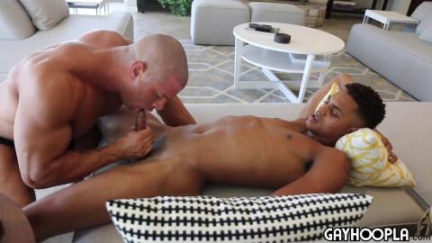 GayHoopla - Sean Costin White Ian Borne