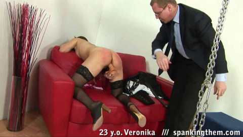 Office Spanking Humiliation