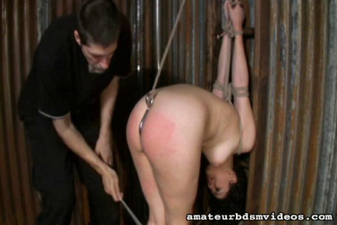 Amateur BDSM House wife