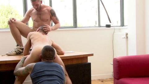 Hot Threesome Tony, Joe & Geoffrey 720p