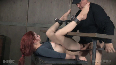 RTB Jan 09, 2017 - Violet Monroe BaRS Part 3 - Double stuffed, bound and roughly fucked
