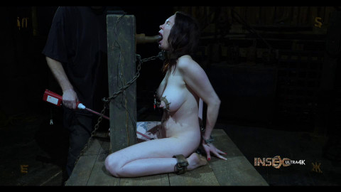 Bondage, soreness and domination for sexy sexually excited floozy part 1 Full HD 1080p