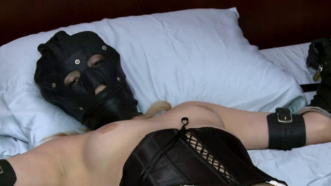Bondage, spanking and torment for very marvelous blond part 2 HD 1080p