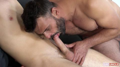 Stepdad Spots Me - Jeremy Spark and Benjamin Blue