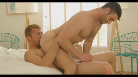 Naked Sword - Calhoun Sawyer and Michael Boston