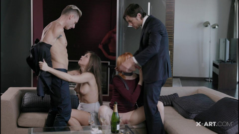 My Wifes Threesome Fantasy HD